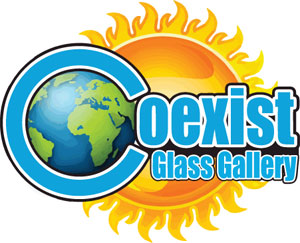 Coexist Glass Gallery