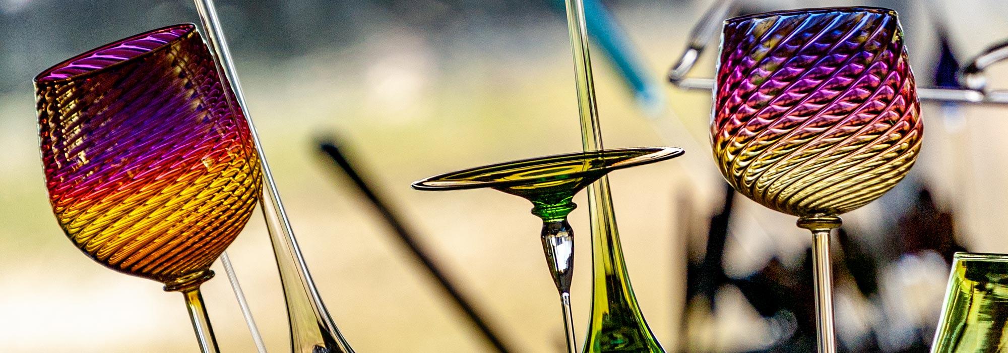 MELT glassware